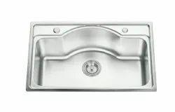 Kitchen Sink 680x440mm 1.3mm