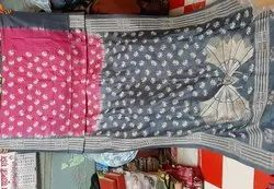 Party wear Silk Saree, Dry clean