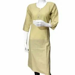 Formal Plain Kurti