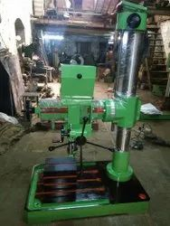 HMP-28 40mm Heavy Duty Radial Drill Machine