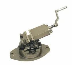 Cast Iron Apex 3 Way Universal Tilt & Swivel Angle Vice for Industrial