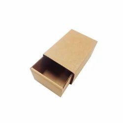 Brown Die Cut Boxes