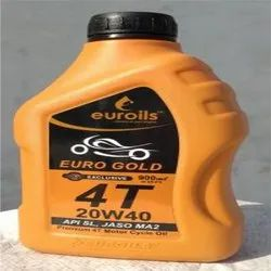 Euro Gold 4T 20W40 SL Oil