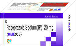 Rabeprazole Sodium 20mg Tablets