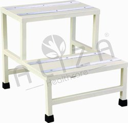 Double Foot MS Step Stool