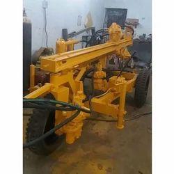 4 Motor Wagon Drilling Machine