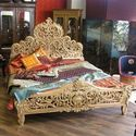 Full Carving Bed