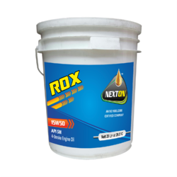 Engine Oil Rox15w50