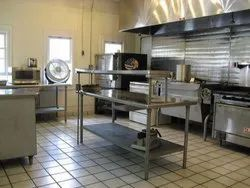 Commercial Kitchen Consultant Service