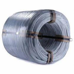 Silver ACSR Conductors Galvanized Steel Core Wire