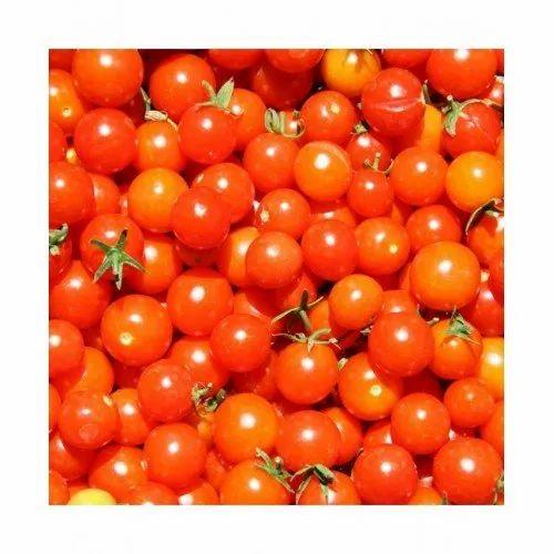 20 seeds Vegetable Estonian Yellow Cherry Tomato
