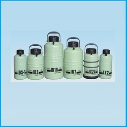 INOX Cryogenic Liquid Nitrogen Container