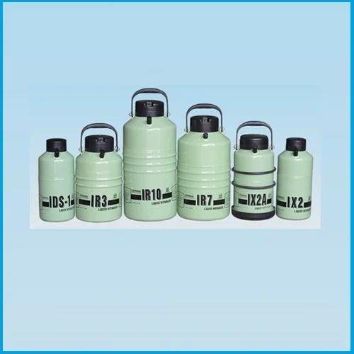 Inox Cryogenic Liquid Nitrogen Container