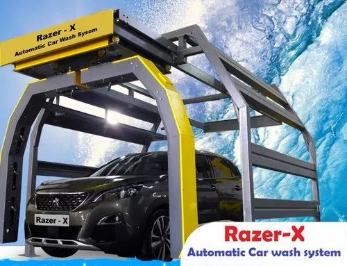 Full Body Automatic Car Washing System