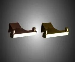 GOLDWIN Brass 21007-ROBE HOOK, For Home, Finish Type: Rosegold,Pvd Gold