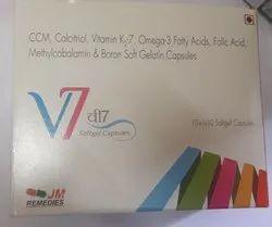 Calcitrol Omega 3, Methylcobalamin & Soft Gelatin Capsules
