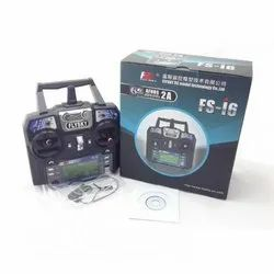 Fly Sky FS-i6 6-Channel 2.4 Ghz Transmitter and FS-iA6 Receiver