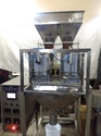 Snacks Filling Machine (Weigh Filling) For Muruku, Mixture