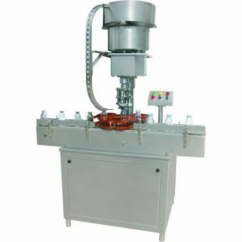 Fully  Automatic Single Head Ropp Cap Sealing Machine