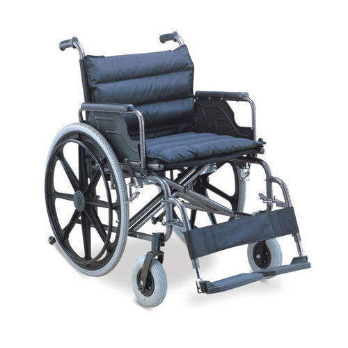 Real Care Bariatric Wheelchair, Rs 10395 /piece Grand Banyan Ventures  Private Limited | ID: 7554993062