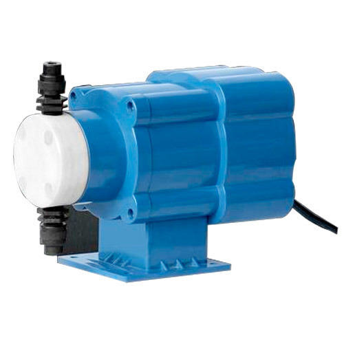 Mini Flow Pumps 3 Meter Chlorine Dosing Pump, Model: MED-10, Max Flow Rate:  0-10 Litre Per Hour,   ID: 16742910533