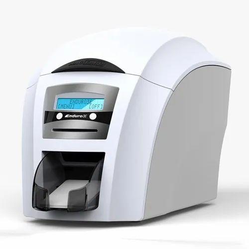 ID Card Printer, Model: Enduro 3E