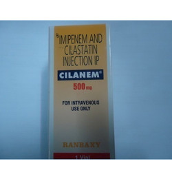Cilastatin Injection, Dose: 500 mg