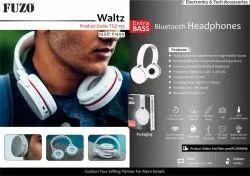 Fuzo Bluetooth Headphone Waltz