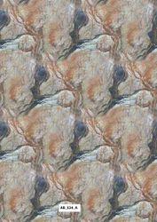 Manipuri Silk Digital Printed Fabric