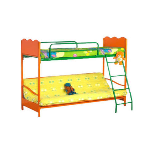 Kids Two Storey Bunk Bed Height 5 7 Feet Rs 6000 Piece Id