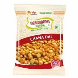 Sarvadnya Foods 3 Months Chana Dal Namkeen, Packaging Size: 22g