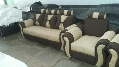 Enjoyable Cloth Sofa Set Gmtry Best Dining Table And Chair Ideas Images Gmtryco