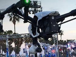 Concerts Aerial Cinematography Service