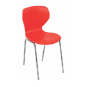 SPS-415 Orange Cafeteria Chair