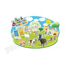 Pet & Domestic Animals Poster
