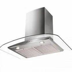 Modern Automatic Kaff Kitchen Chimney, Voltage: 230 V