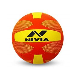 Hand Stitched Nivia Throw Ball, Size: 5