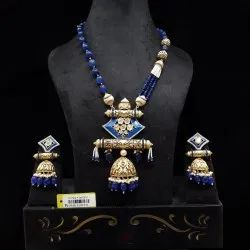Traditional Beaded Necklace Exclusive Mala Sets, Occasion: Wedding, Size: Free