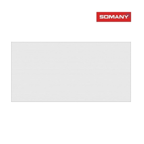 Somany T40803044 9.8 mm Glint Legacy Blue Light Wall Tile, Thickness: 9.8 mm - 10.2 mm