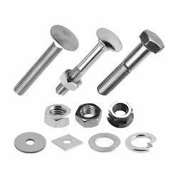 S.S Carriage Nut, Bolt & Washer