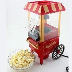 Mobile Popcorn Machine