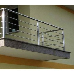 Stainles Steel Balcony Grill In Chennai Glass Balcony Grill