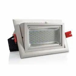 Rectangular Swivel LED Downlight