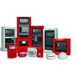 Addressable Fire Alarm System, For Indoor