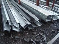 Galvanized Channel