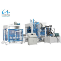 26.5kw Fully Automatic Brick Making Machine, For Paver Block