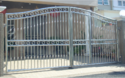 HPML Stainless Steel Gate