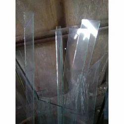 Designer Glass Sheet, Shape: Rectangle