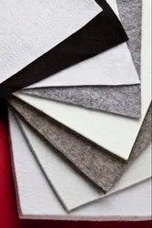 Non Woven Staple Fibre Geotextile Fabric