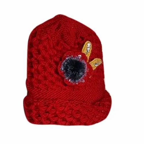 475e3d707f6 Mens Designer Woolen Cap at Rs 300  piece
